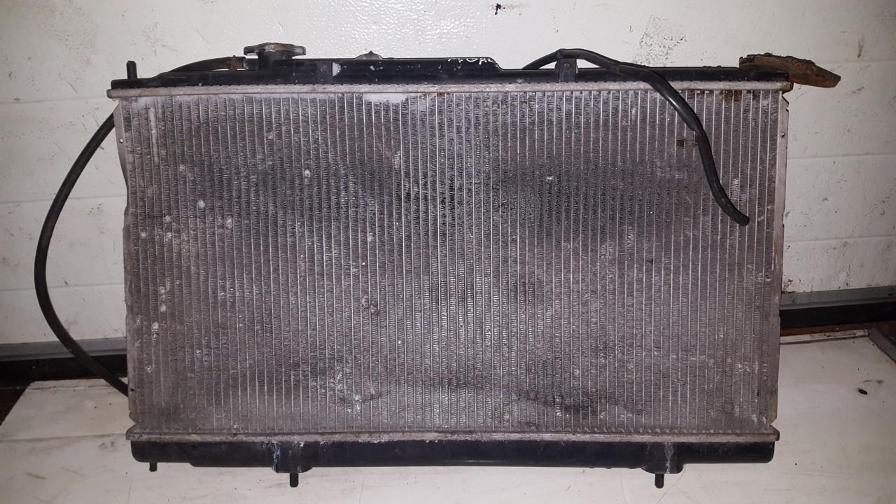 Vandens radiatorius (ausinimo radiatorius) MR270403 NENUSTATYTA Mitsubishi GALANT 1994 2.0