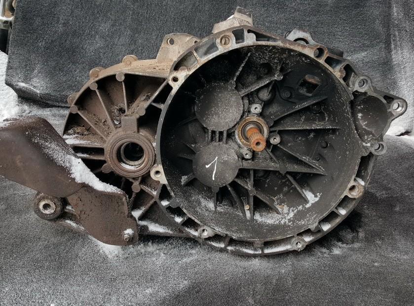 Gearbox 6N5R7002AA 6N5R-7002-AA, T1GA1 Volvo V50 2005 2.4