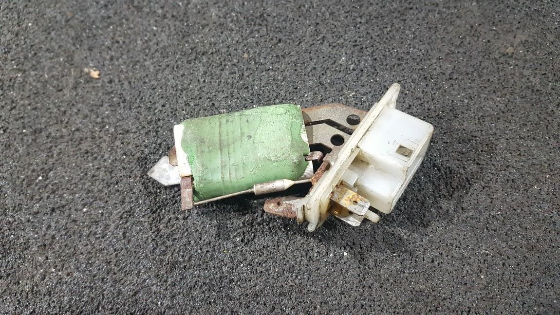 Heater Resistor Opel Astra 1997    2.0
