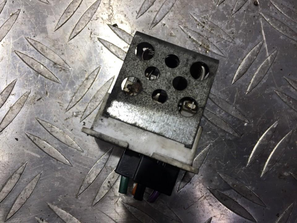 Heater Resistor Opel Zafira 1999    0.0 90560362