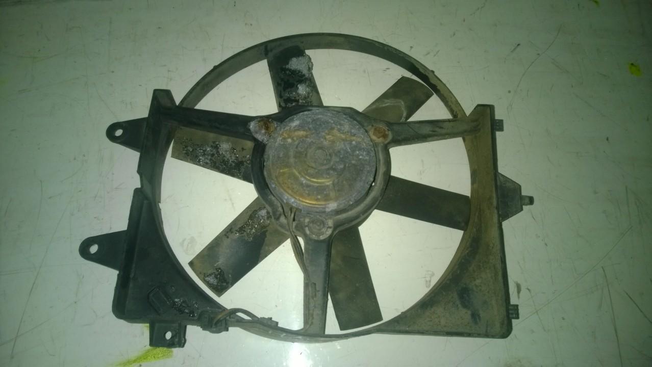 Difuzorius (radiatoriaus ventiliatoriaus) NENUSTATYTA NENUSTATYTA Honda ACCORD 2010 2.2