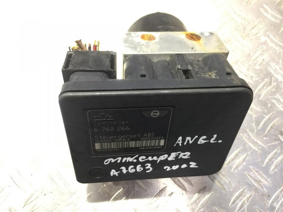 ABS Unit Mini One 2002    1.6 6760266