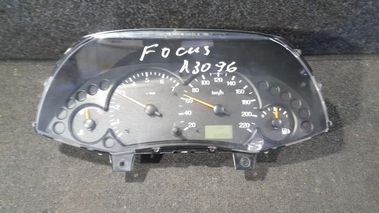 Spidometras - prietaisu skydelis 98ap10841bb 44zu115 Ford FOCUS 2006 1.8