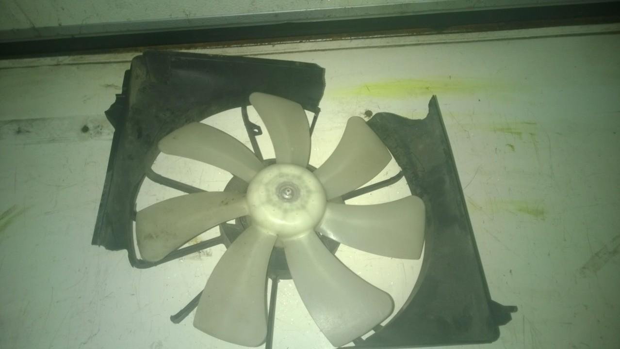 Difuzorius (radiatoriaus ventiliatorius) 2635005820 NENUSTATYTA Suzuki SX4 2009 1.6