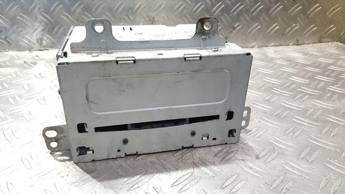 CD changers Opel Insignia 2011    0.0 22836293