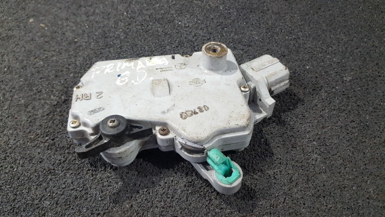 Centrinio duru uzrakto varikliukas NENUSTATYTA nenustatyta Nissan PRIMERA 1997 2.0