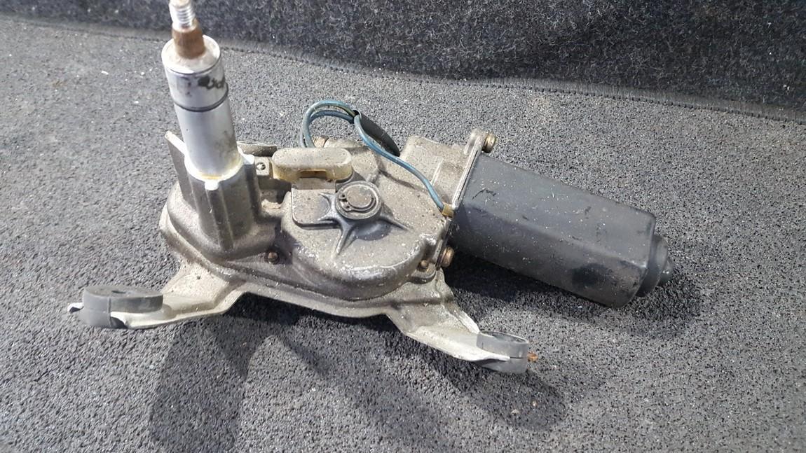 Rear wiper motor (Rear Screen Wiper Engine) Toyota Corolla 1993    1.8 8513012820