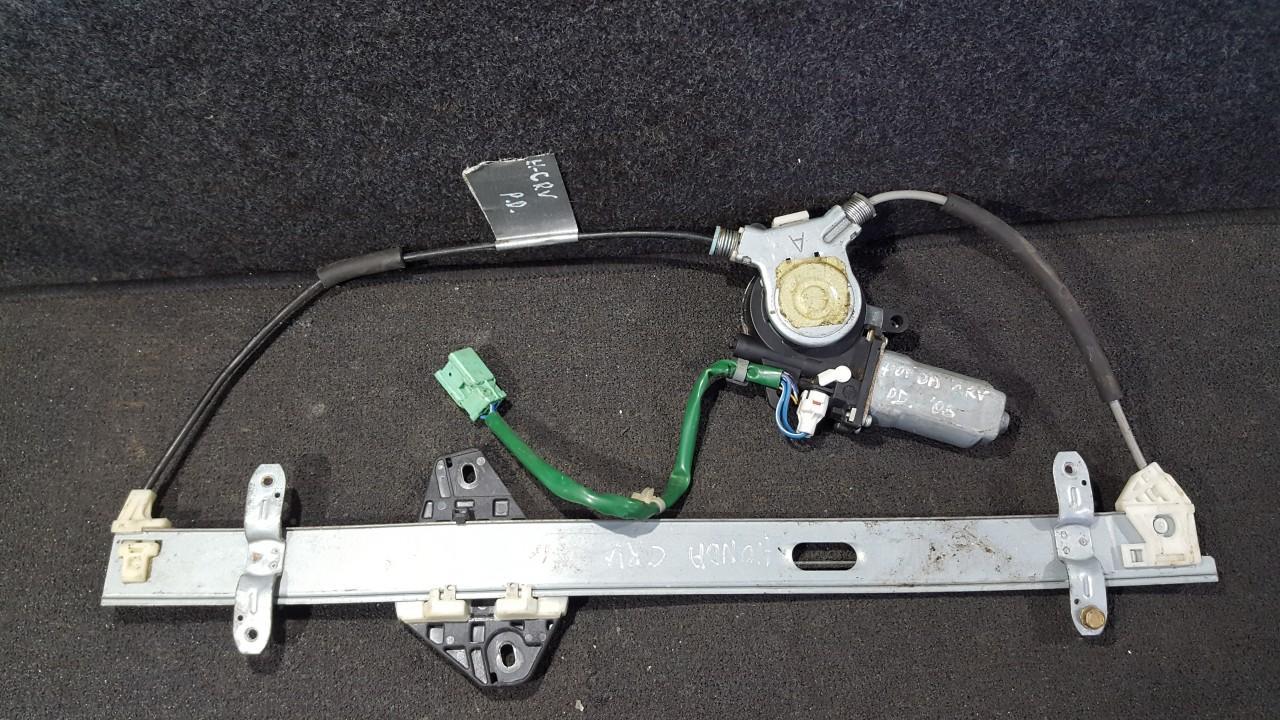 Duru lango pakelejas P.D. NENUSTATYTA NENUSTATYTA Honda CR-V 2005 2.2