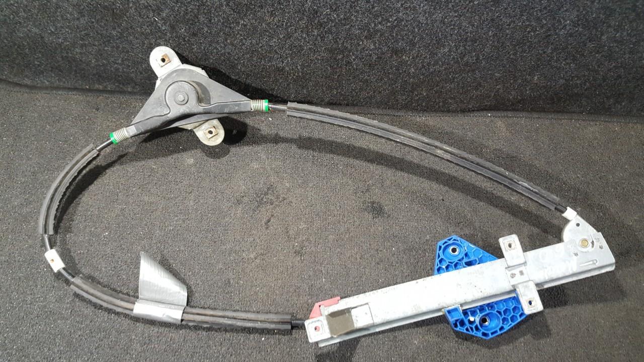 Стеклоподъемник - задний правый 93BBF27000AH1095 K3D6A, 015002009 Ford MONDEO 1999 1.8