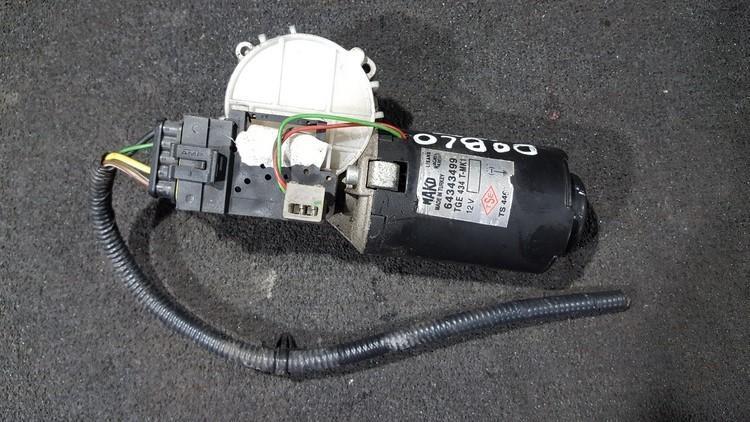 Priekinis langų valytuvų varikliukas 64343499 tge434tmk1 Fiat DOBLO 2007 1.3
