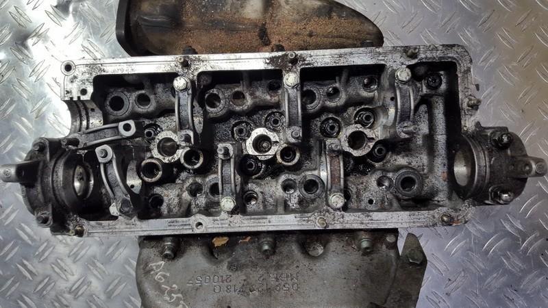 Audi  A6 Variklio galvute