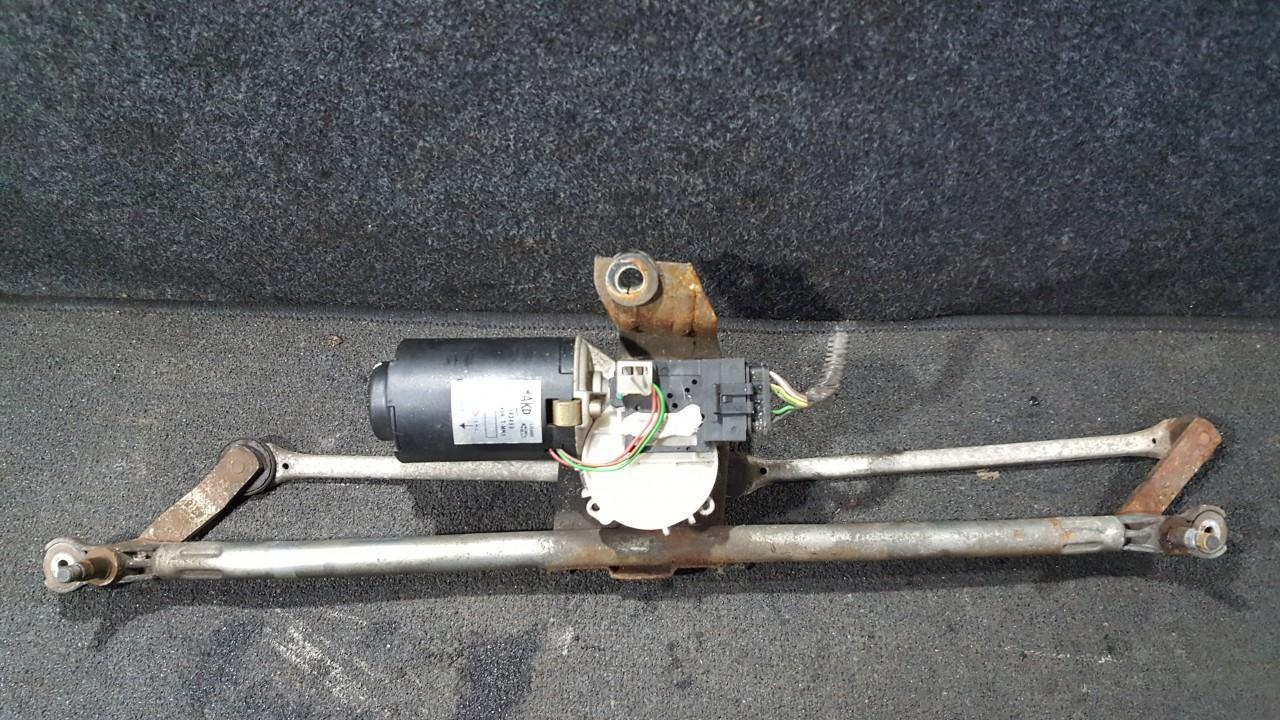 Valytuvu mechanizmas Pr. 628655 NENUSTATYTA Fiat DOBLO 2008 1.9