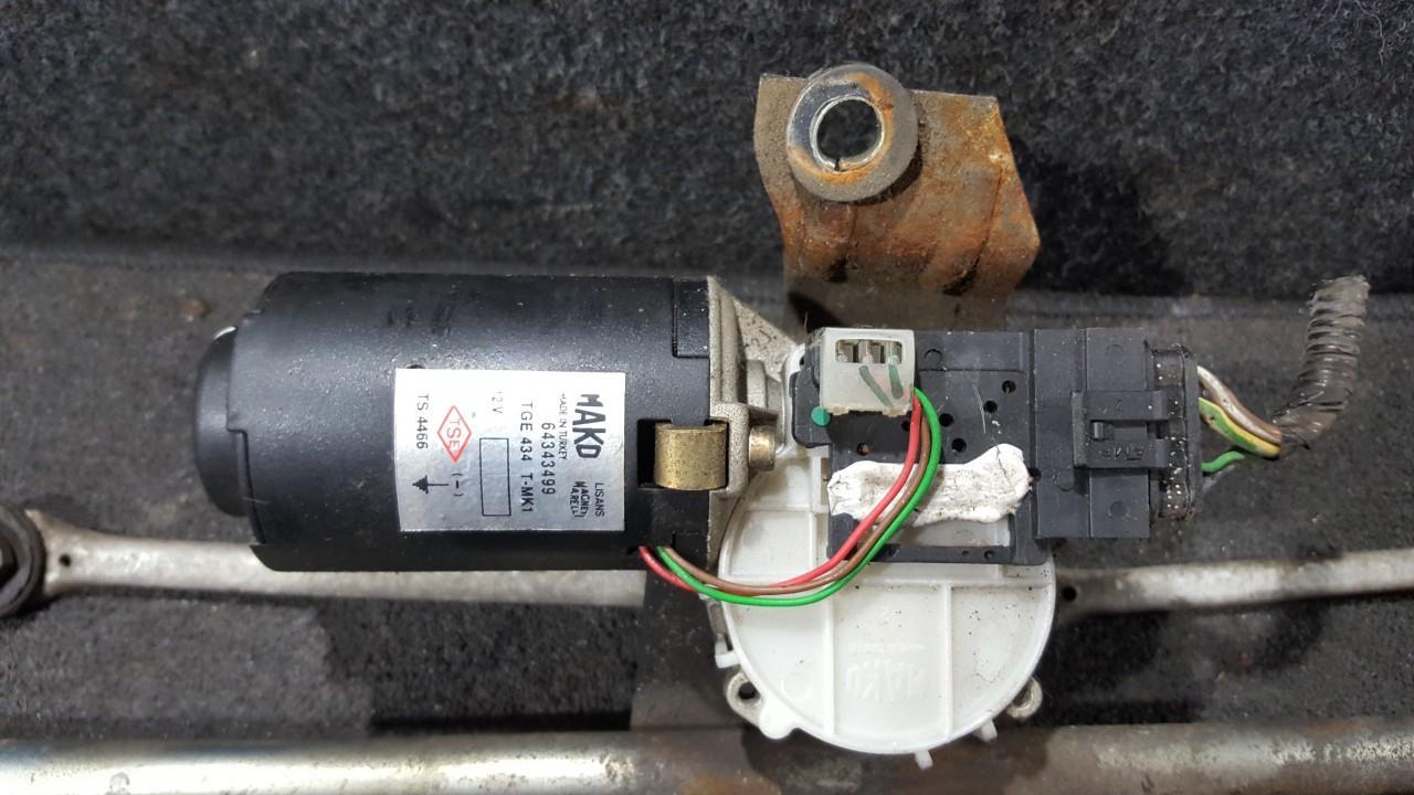 Priekinis langu valytuvu varikliukas 64343499 TS4466, TGE434TMK1 Fiat DOBLO 2005 1.9
