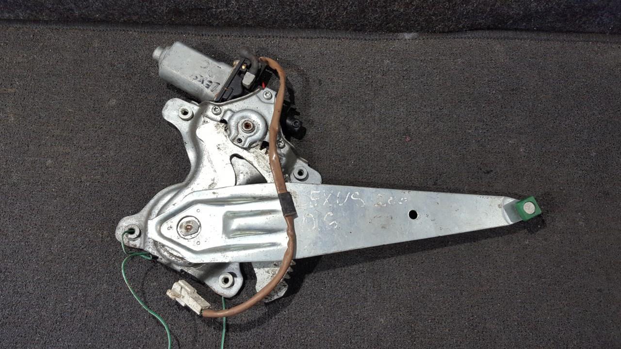 Стеклоподъемник - задний правый NENUSTATYTA NENUSTATYTA Lexus IS - CLASS 2006 2.2