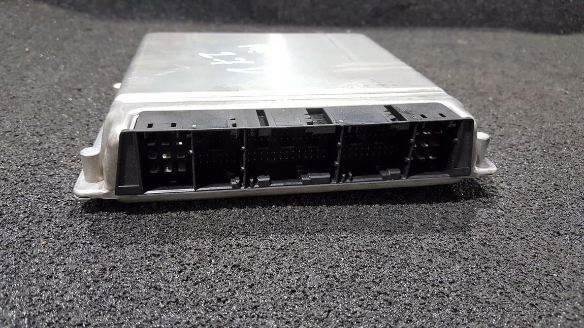 ECU Engine Computer  Mercedes-Benz ML-CLASS 2002    2.7 A6121533279