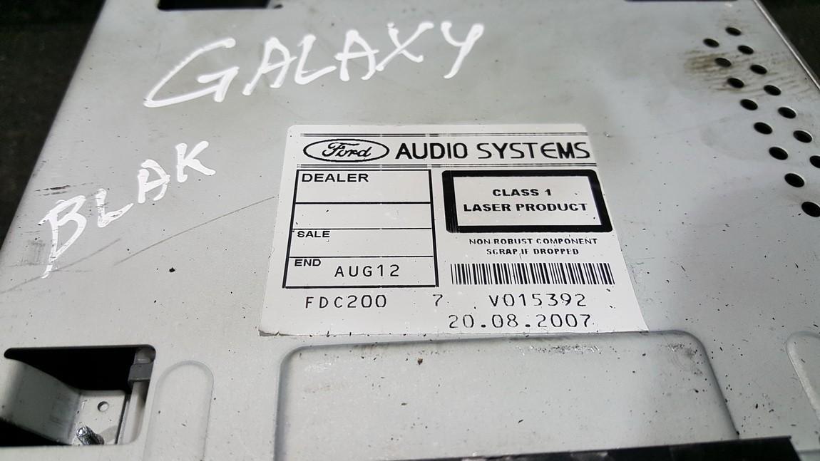 Autoradio Ford Galaxy 2008    0.0 10R023539