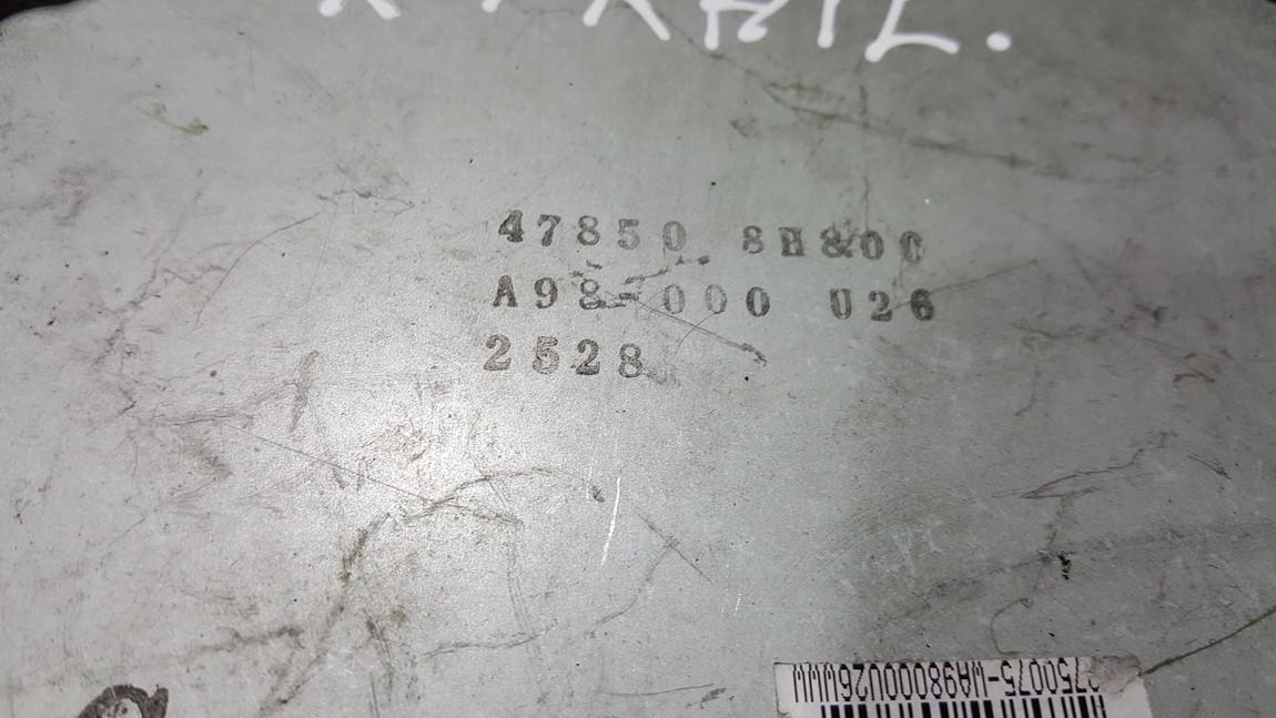 ECU Engine Computer  Nissan X-Trail 2005    2.2 478508H800