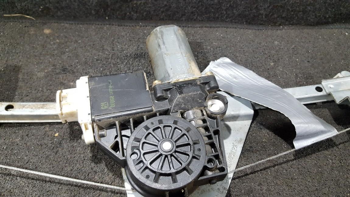 Duru lango pakelejo varikliukas G.K. 193795100 nenustatyta Opel OMEGA 1995 2.5