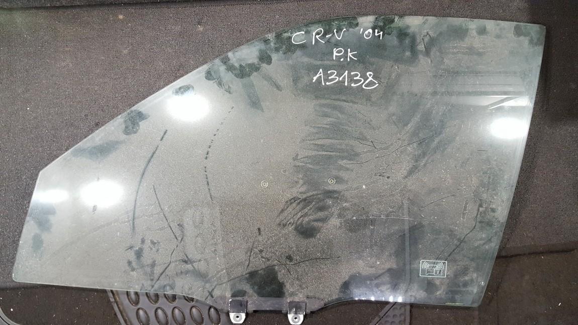 Duru stiklas P.K. nenustatytas nenustatytas Honda CR-V 2007 2.2