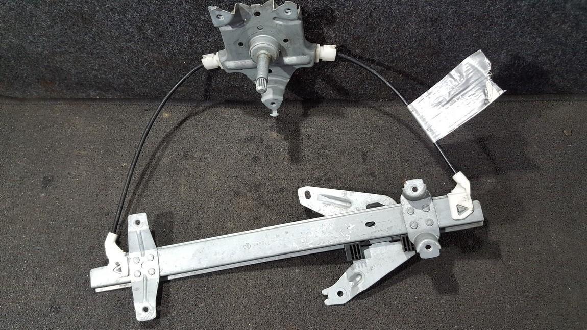 Стеклоподъемник - задний правый 112442 nenustatytas Nissan PRIMERA 2003 1.8