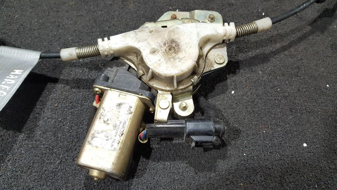 Duru lango pakelejo varikliukas G.K. NENUSTATYTA n/a Fiat MAREA 1996 1.6