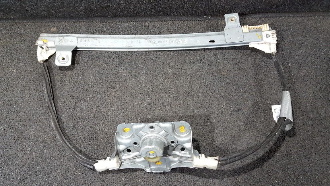 Стеклоподъемник - задний правый 114132ar nenustatytas Renault SCENIC 2004 1.5