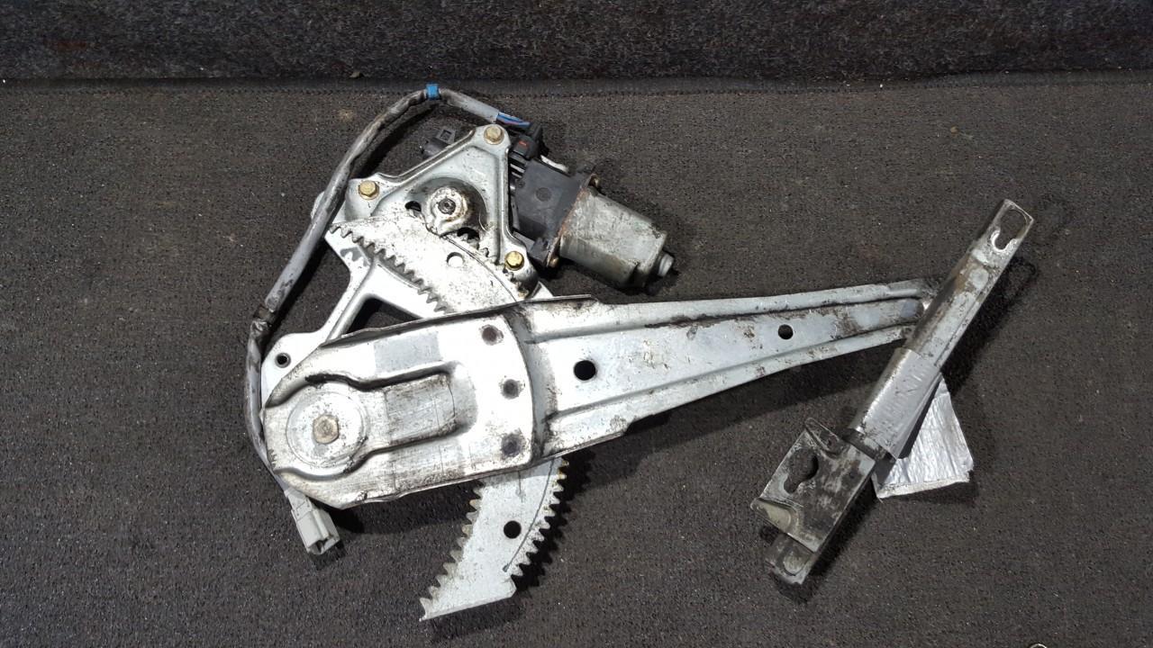 Стеклоподъемник - задний правый S10RR NENUSTATYTA Honda CR-V 2003 2.0