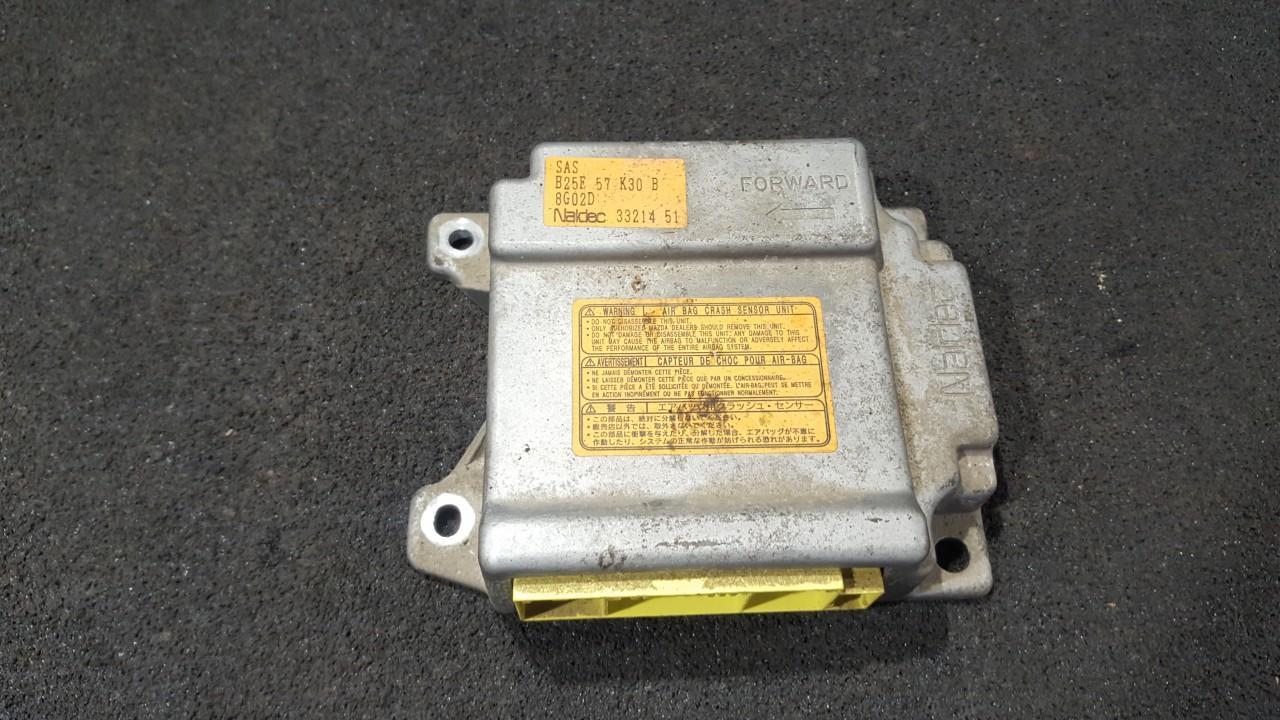 Airbag crash sensors module Mazda 323F 1998    1.3 3321451