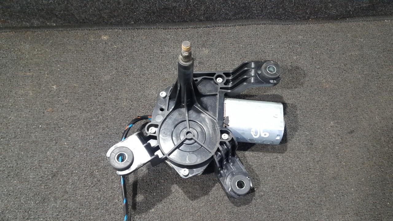 Rear wiper motor (Rear Screen Wiper Engine) Opel Zafira 2006    1.6 53025212