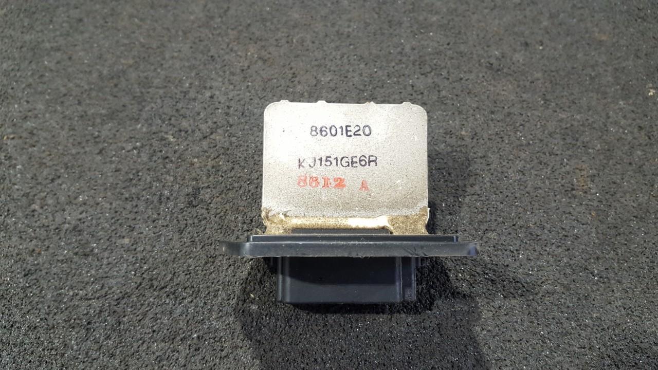 Heater Resistor Mazda 323F 1998    1.3 8601E20