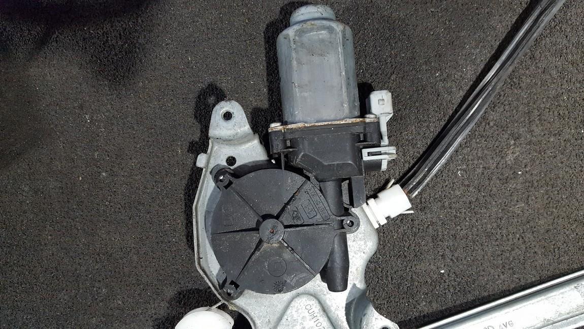 Duru lango pakelejo varikliukas P.K. 400683 0683 Rover 75 1999 2.0