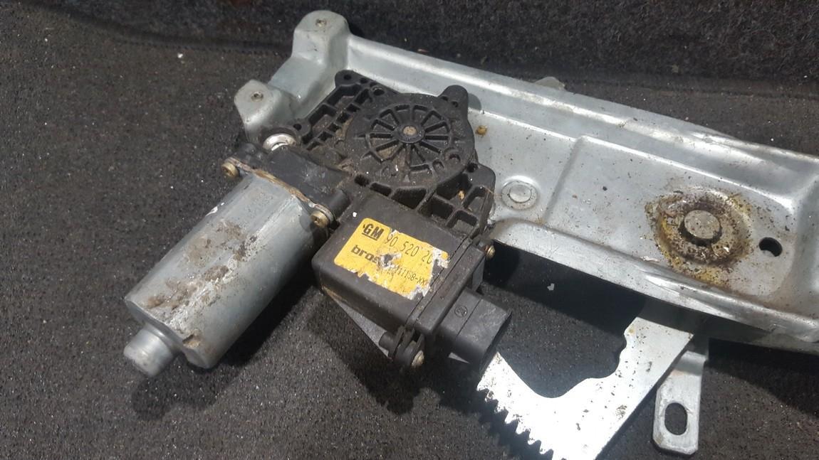 Window Motor Front Right 0130821655 n/a Opel TIGRA 1995 1.6