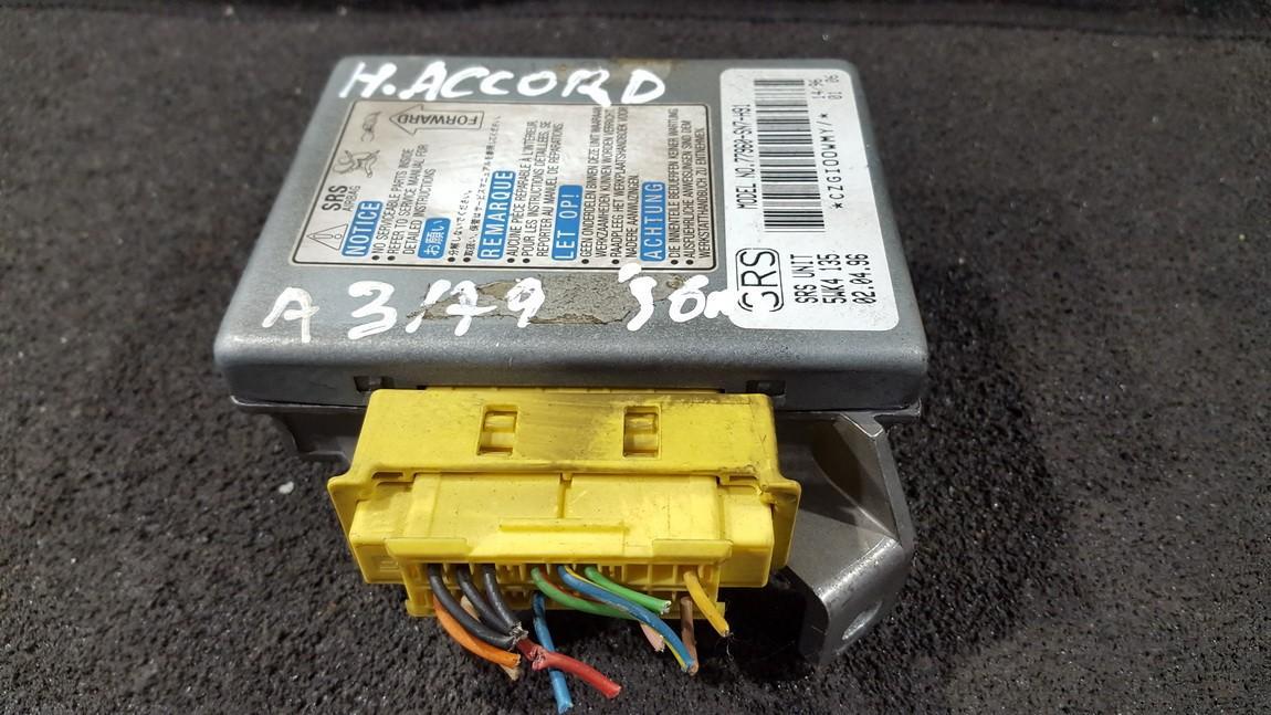 Airbag crash sensors module Honda Accord 1997    2.0 77960sn7h91