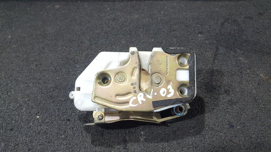 Duru spyna G.D. NENUSTATYTA n/a Honda CR-V 2008 2.2