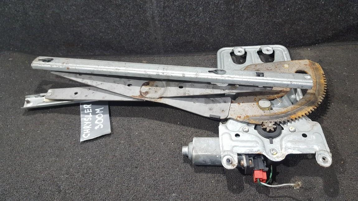 Стеклоподъемник - передний правый 4574107 40211098603 Chrysler 300M 2004 2.7
