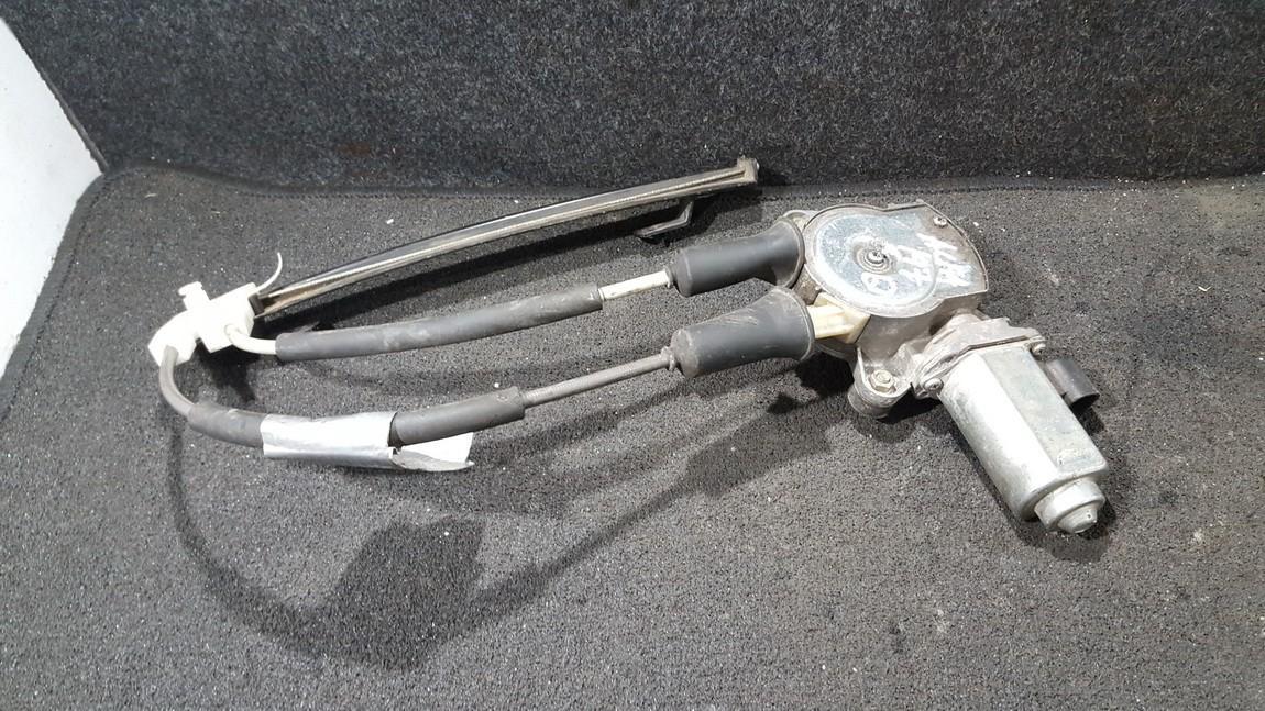 Duru lango pakelejas G.K. NENUSTATYTA n/a Alfa-Romeo 147 2001 1.6