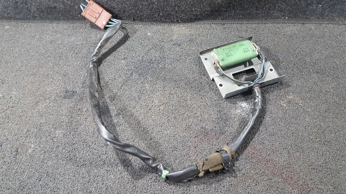 Heater Resistor Honda Accord 1997    2.0
