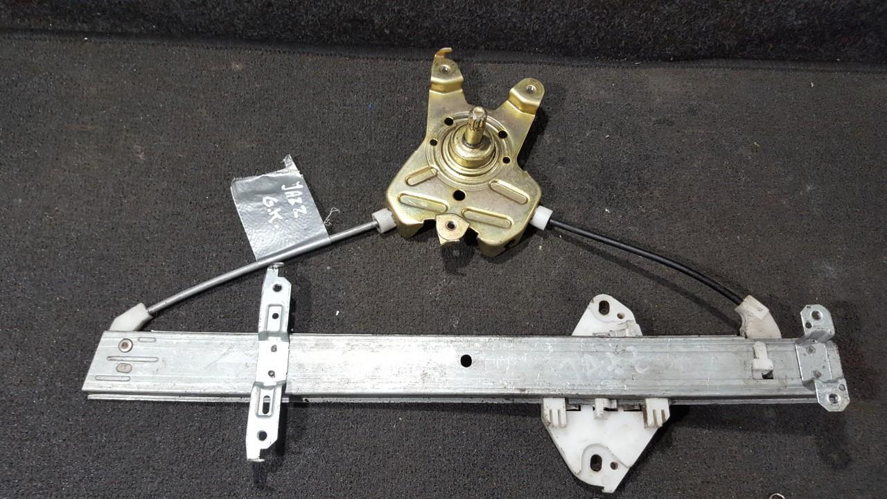 Honda  Jazz Door winder mechanism (Window Regulator) rear left side