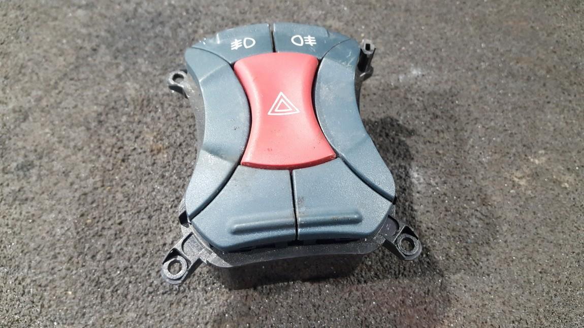 Кнопка аварийной сигнализации  735297537 nenustatyta Fiat DOBLO 2007 1.3