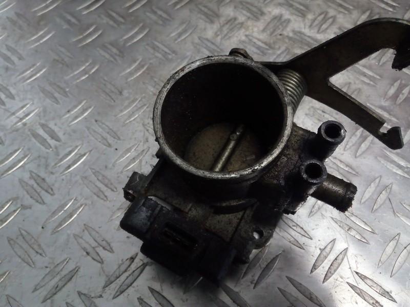 Заслонка дроссельная электрическая 1285330 NENUSTATYTA BMW 5-SERIES 2006 2.0