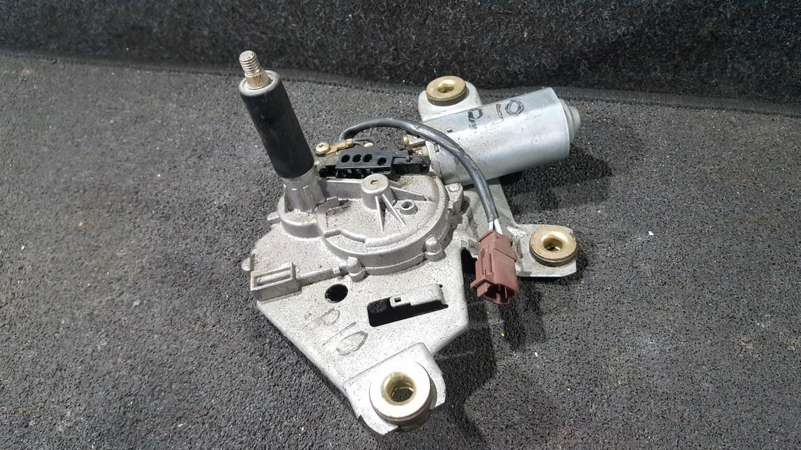 Rear wiper motor (Rear Screen Wiper Engine) Peugeot 406 1999    1.8 0390201556