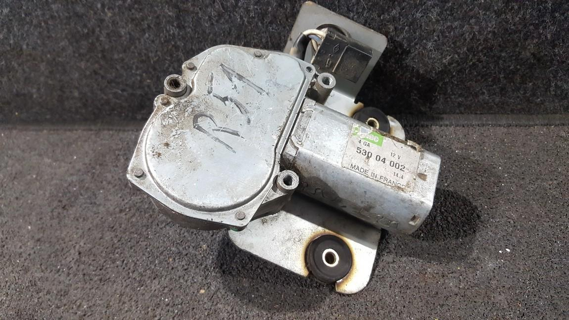 Rear wiper motor (Rear Screen Wiper Engine) Renault Espace 1995    1.8 53004002