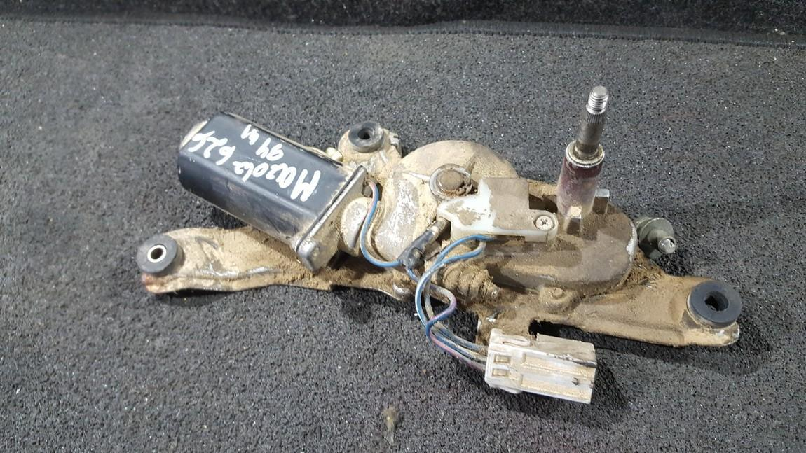 Rear wiper motor (Rear Screen Wiper Engine) Mitsubishi Galant 1990    1.8 1591004595