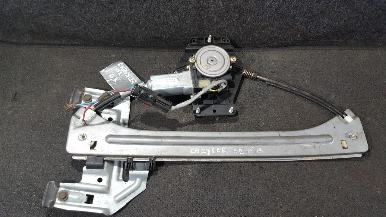 Duru lango pakelejas G.K. LR841 20032 Chrysler PT CRUISER 2002 1.6