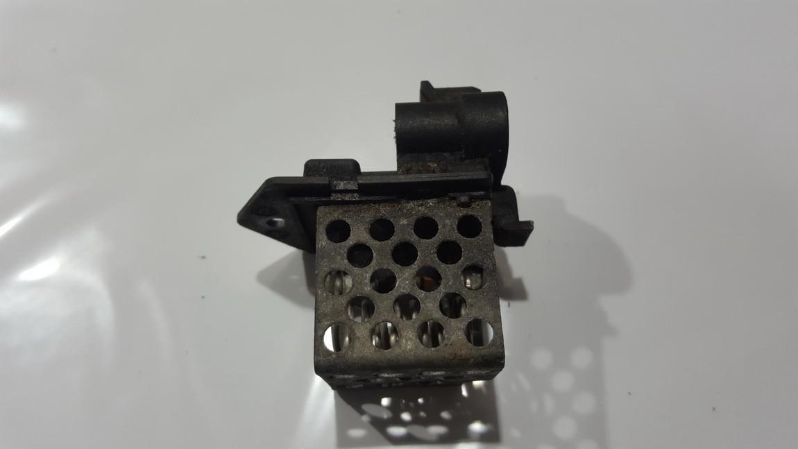 Heater Resistor Opel Astra 1999    2.0 3134503069