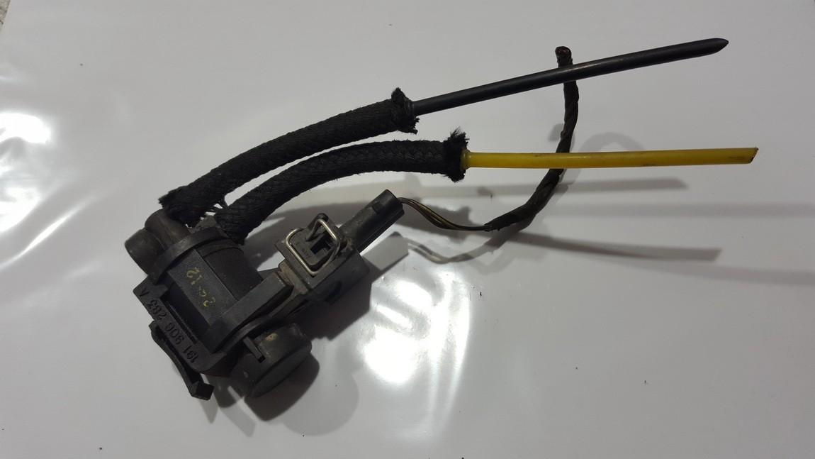 Electrical selenoid (Electromagnetic solenoid) Volkswagen Polo 1996    1.9 191906283a