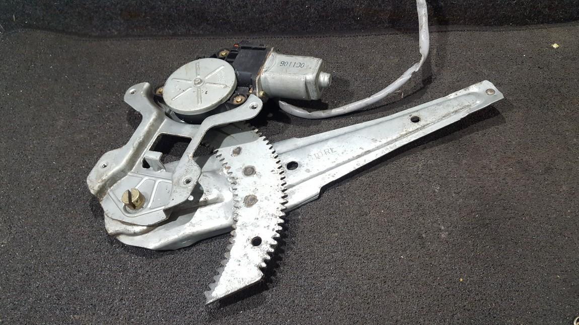 Стеклоподъемник - задний левый NENUSTATYTA n/a Honda CR-V 2003 2.0