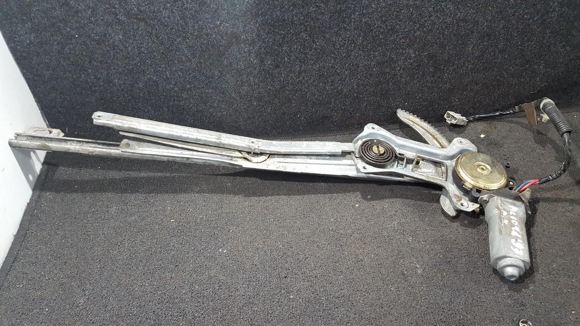 Стеклоподъемник - передний левый 72255sm4a01 72255-sm4-a01 Honda ACCORD 2000 2.0