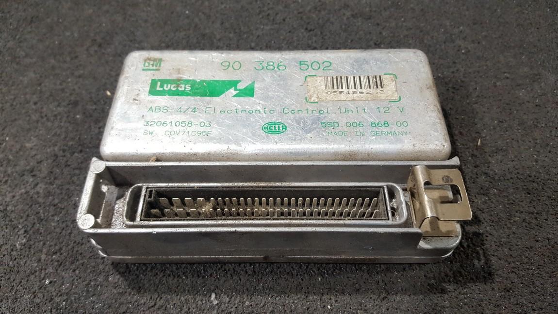 ABS Computer Opel  Tigra, A 1994.07 - 2000.12
