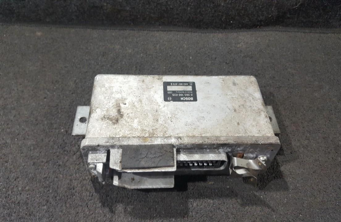 ABS Computer Audi 100 1988    2.3 0265100025